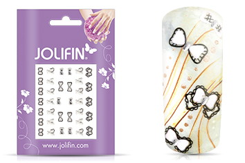 Jolifin Nailart Wedding Sticker Nr. 32