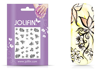 Jolifin Nailart Classic Dream Sticker Nr.16