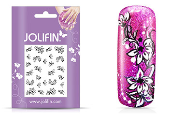 Jolifin Nailart Classic Dream Sticker Nr.20