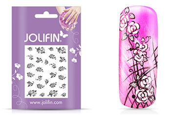 Jolifin Nailart Classic Dream Sticker Nr.22
