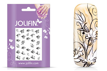 Jolifin Nailart Classic Dream Sticker Nr.31