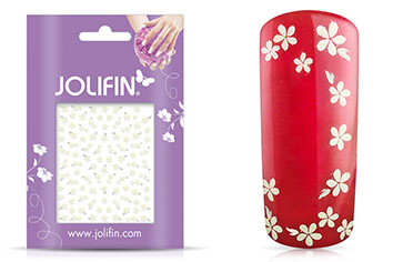 Jolifin Sticker Nightshine Bloomys 5