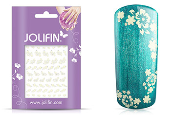 Jolifin Sticker Nightshine Bloomys 8
