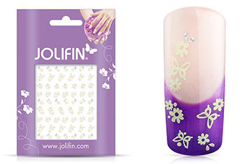 Jolifin Sticker Nightshine Bloomys 9