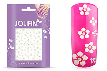 Jolifin Sticker Nightshine Bloomys 11