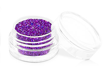 Jolifin Laser Glitter purple