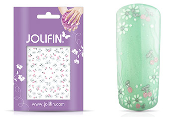 Jolifin sweet pastell Sticker 4