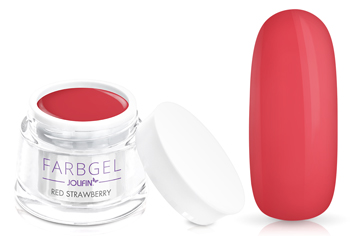Jolifin Farbgel red strawberry 5ml