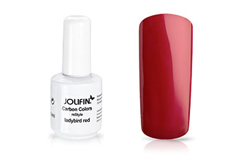 Jolifin Carbon reStyle - ladybird red 11ml