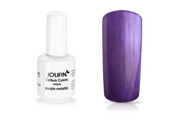 Jolifin Carbon reStyle - purple metallic 14ml