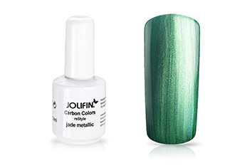 Jolifin Carbon reStyle - jade metallic 14ml