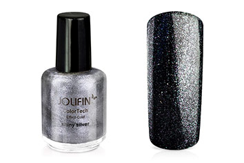 Jolifin ColorTech Effect-Coat shiny silver 14ml