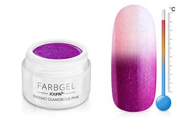 Jolifin Thermo Farbgel glamorous pink 5ml