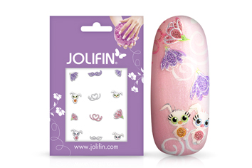 Jolifin Nailart Ostersticker Nr. 3