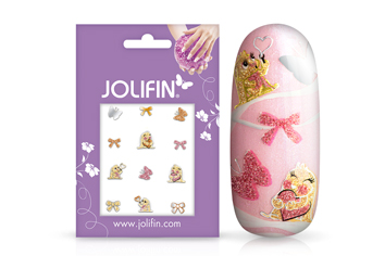Jolifin Nailart Ostersticker Nr. 7