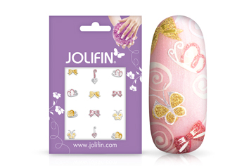 Jolifin Nailart Ostersticker Nr. 9