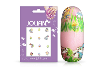 Jolifin Nailart Ostersticker Nr. 10