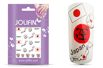 Jolifin WM Tattoo Japan