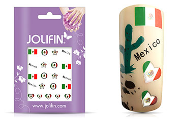 Jolifin WM Tattoo Mexico