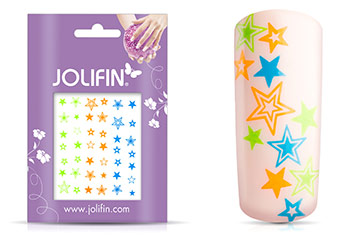 Jolifin Neon Tattoo 2