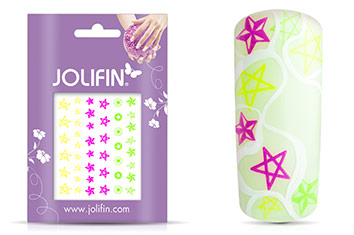 Jolifin Neon Tattoo 3
