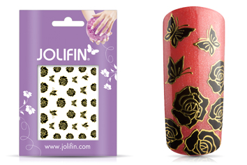 Jolifin Golden Glam Sticker 6
