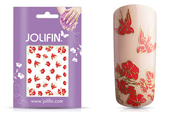 Jolifin Golden Glam Sticker 9