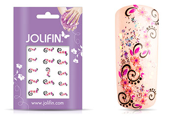 Jolifin Black Elegance Tattoo 4