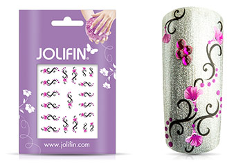 Jolifin Black Elegance Tattoo 9