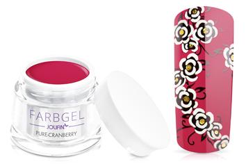 Jolifin Farbgel pure-cranberry 5ml