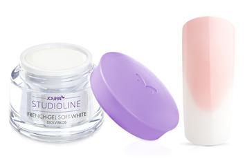 Jolifin Studioline - French-Gel soft-white dickviskos 30ml