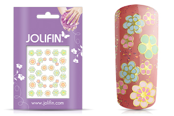 Jolifin Golden Glam Sticker 13