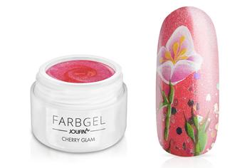 Jolifin Farbgel cherry glam 5ml