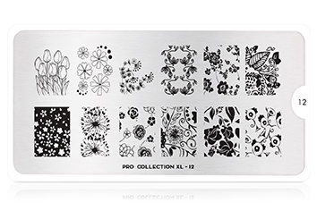MoYou-London Schablone Pro XL Collection 12