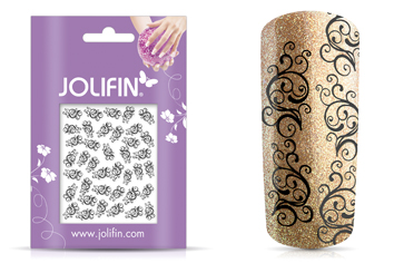 Jolifin Black Elegance Tattoo 11