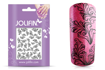 Jolifin Black Elegance Tattoo 12