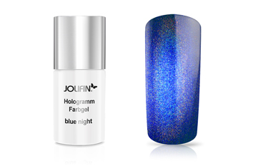 Jolifin Hologramm Quick-Farbgel blue night 11ml