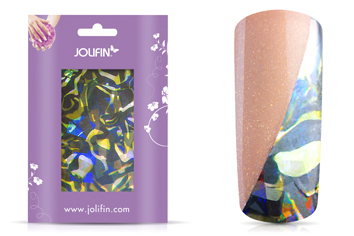Jolifin Nailart Seashell Sticker 5