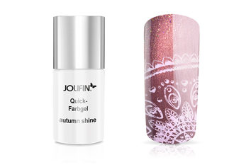 Jolifin Quick-Farbgel autumn shine 11ml