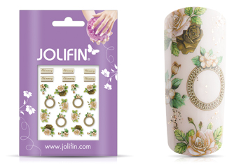 Jolifin Airbrush Tattoo Vintage 4