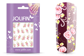 Jolifin Airbrush Tattoo Vintage 6