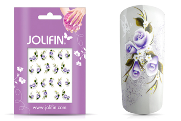 Jolifin Airbrush Tattoo Nr. 23