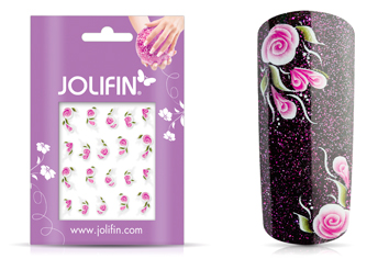 Jolifin Airbrush Tattoo Nr. 27
