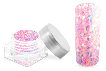 Jolifin Nightshine Illusion Glitter - pink