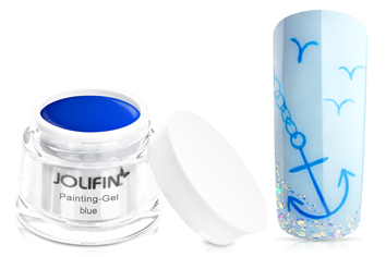 Jolifin Painting-Gel blue 5ml