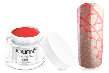 Jolifin Painting-Gel coral 5ml