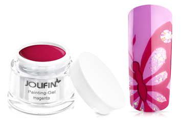 Jolifin Painting-Gel magenta 5ml
