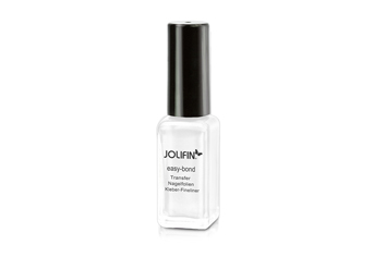 Jolifin easy-bond Transfer Nagelfolien Kleber-Fineliner 10ml