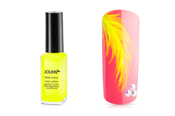 Jolifin Nailart Fineliner neon-yellow 10ml