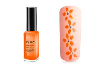 Jolifin Nailart Fineliner neon-orange 10ml